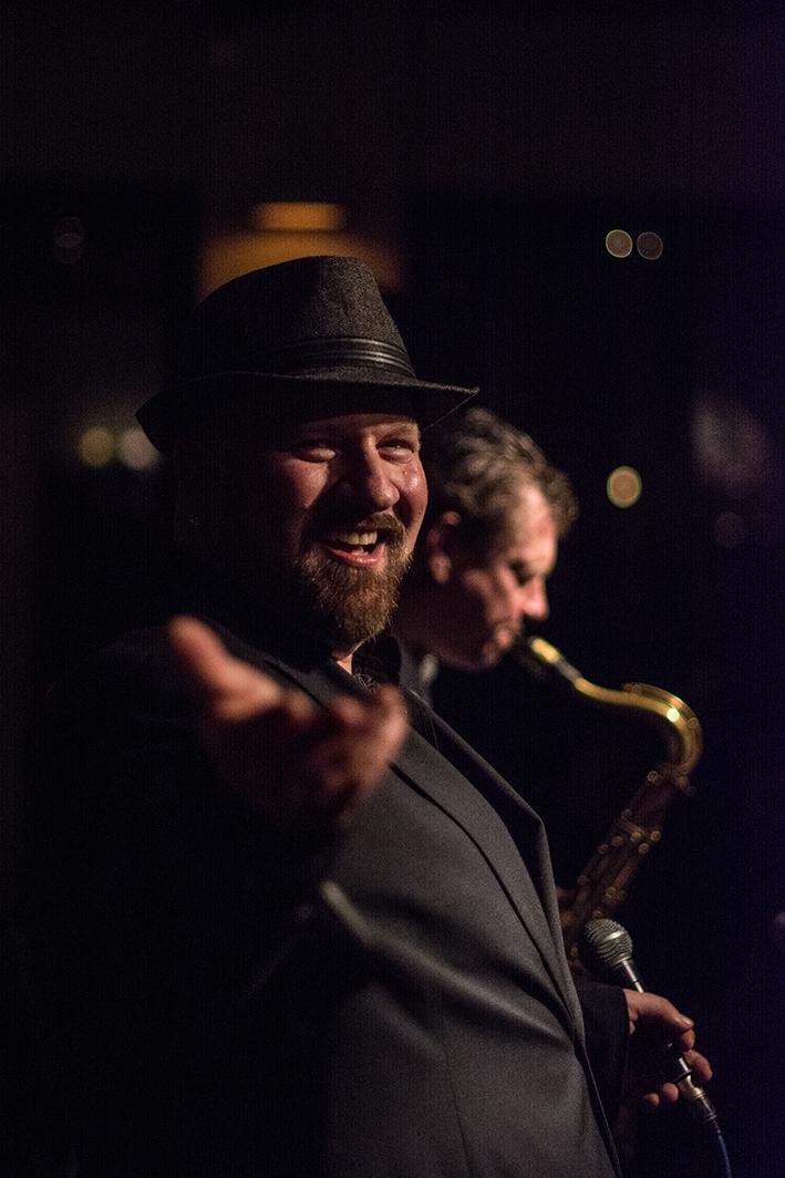 Richie Alexander & das Robert Weitkamp Quartett