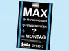 """Veranstaltungsreihe """"Max+?=Montag"""""""