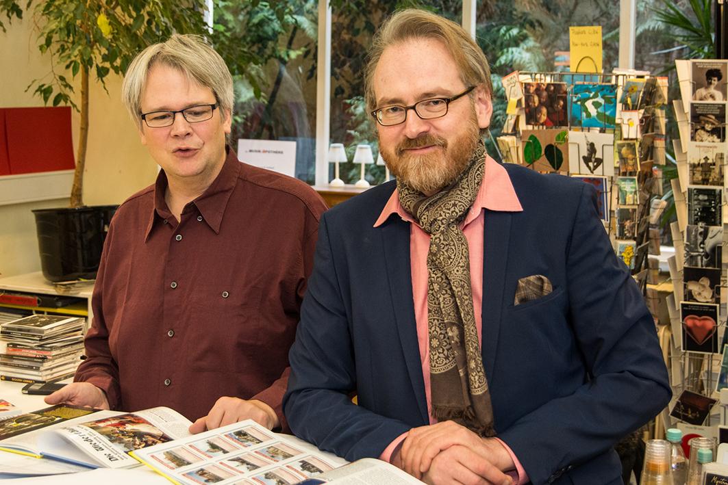 Heiko Werning und Adam Riese